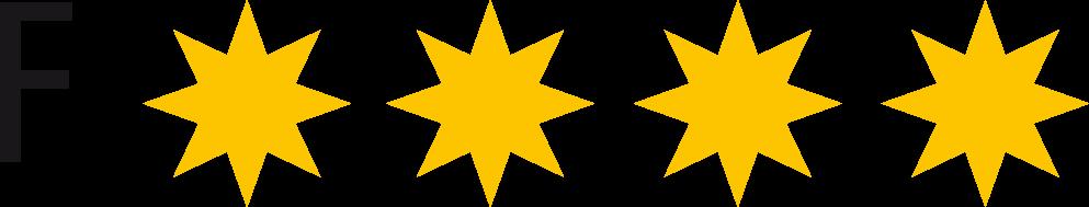 Klassifizierung für Ferienwohnungen - 4 Sterne