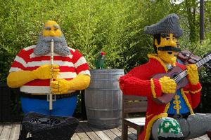 Ferienwohnung in Illerkirchberg nicht weit vom Legoland Deutschland