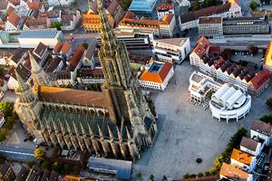 Ferienwohnung im Umkreis der Stadt Ulm und Neu-Ulm